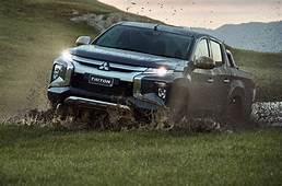 Mitsubishi Triton Vehicle Lease  Ute Driveline Fleet