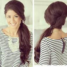 bridal hairstyles side pony straight hair search side ponytail wedding hairstyles
