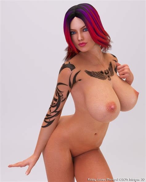 Sexy Naked Boobs