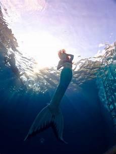 Foto Mermaid Melanie Sosok Putri Duyung Cantik Di Dunia