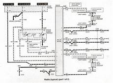 1990 Ford Ranger 4 0 Wiring Diagram by Ford Ranger Bronco Ii Electrical Diagrams At The Ranger
