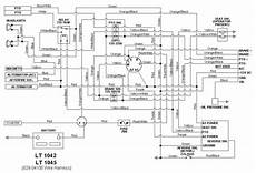 Cub Cadet Pto Clutch Wiring Diagram by Wiring Diagram For Lt 1042 Cub Cadet Readingrat With