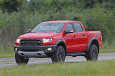ford ranger raptor 2020 spied left drive 2020 ford ranger raptor undisguised