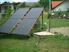 solarheizung selber bauen akylux solar schwimmbad kollektoren solar poolheizung