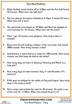 time word problems worksheets year 4 3445 time word problems classroom secrets