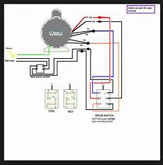 How Can We Switch A Single Phase Motor Forward