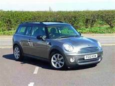 manual cars for sale 2010 mini clubman parental controls mini 2010 clubman diesel estate 1 6 cooper d 5dr diesel silver manual