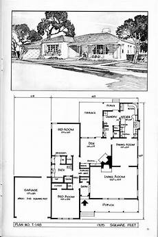 vintage ranch house plans img201 in 2020 vintage house plans house blueprints