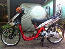 Motor Modifikasi Mio by Gambar Foto Modifikasi Motor Yamaha Mio Lengkap