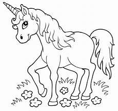 Einhorn Malvorlagen Zum Ausdrucken Quiz Ausmalbilder Pferde Kostenlose Mit Bildern