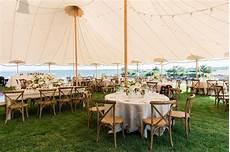 wedding tent rental sperry sailcloth tents