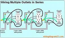 electrical outlet wiring diagram in 2019 outlet wiring electrical outlets installing