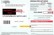 consumer reports renewal magazine renewals consumerist