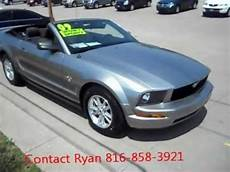 2009 ford mustang convertible 4 0 v6 1 owner clean
