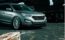 Tuning Hyundai Santa Fe 2016 Front