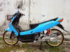 Modifikasi Motor Nouvo by Modifikasi Motor Yamaha Nouvo 2003 Nouvo Lele
