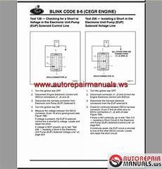 Mack Leu Wiring Diagram by V Mac Iii Diagnostic Equipment Service Manual Auto