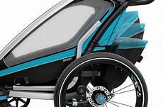 thule fahrradanhänger zubehör thule chariot sport multisport fahrradanh 228 nger