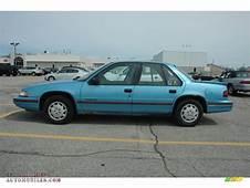 1992 Chevrolet Lumina Euro Sedan In Medium Maui Blue