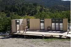 maison passive pas cher homelib maison en kit bois kit maison passive ou