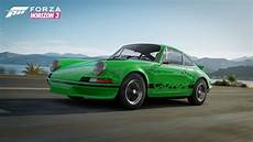 Forza Horizon 3 S Car Pack Comes With Seven Porsche