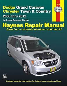 car manuals free online 2002 dodge caravan electronic toll collection dodge grand caravan chrysler town country 2008 2012 repair manual
