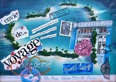 Postal Voyageur Envie De Voyage En Lune De Miel