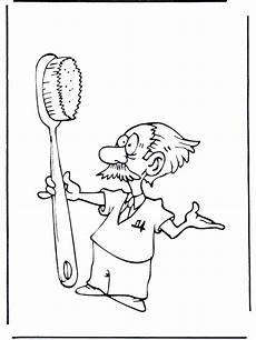 Kostenlose Malvorlagen Zahnarzt Der Zahnarzt 2 Malvorlage Der Zahnarzt