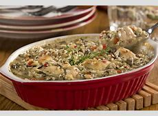 lipton onion soup chicken and rice casserole