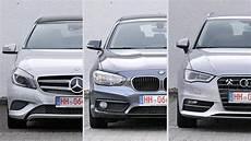 Mercedes A Klasse 1er Bmw Und Audi A3 T 220 V Helden Der