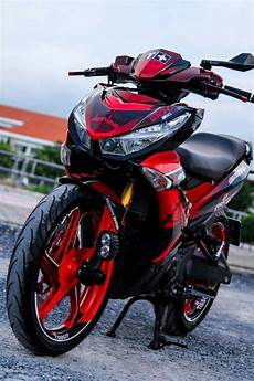 Yamaha Xabre Modif Ducati by Modifikasi Jupiter Mx King Pake Headl Vario 150