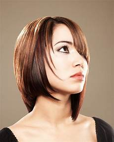 looking for a new bang shape try out pointed bangs