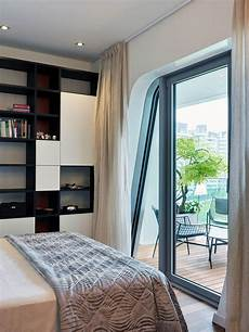 Small Terrace Bedroom Ideas by Exquisite Milan Apartment Blends Living Areas With