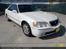 acura 3 5 rl 1999 pearl white 1999 acura rl 3 5 sedan parchment interior