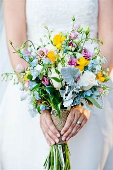 style me pretty bridal bouquet using yellow freesias in 2019 small wedding bouquets small