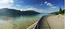 Piste Cyclable Le Bourget Du Lac Aix Les Bains Savoie
