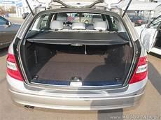 Kofferraum Mercedes C Klasse W204 180 T Kompressor
