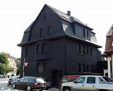 Amazing Stories Around The World All Black House In Germany