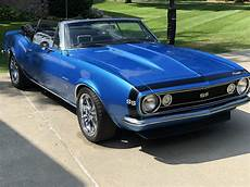 1967 Chevrolet Camaro Ss For Sale Classiccars Cc