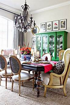 Eclectic Dining Room Sets remodelaholic one dining room three different ways