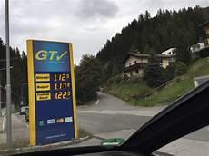 tanken in italien wo g 252 nstig tanken an der brennerstra 223 e autoirrtum de