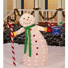 Walmart Decorations Outdoor by Time 42 In Anmtd Snm Cc Walmart