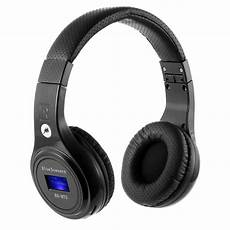 Bluetooth Touch Headset Digital Display by Alloyseed Bs N75 Foldable Wireless Bluetooth Headphone