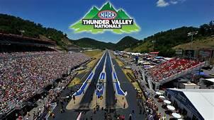 NHRA Thunder Valley Nationals Friday Notebook