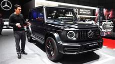 2019 G Wagon 63 Amg 2019 mercedes amg g63 g wagon new review must see