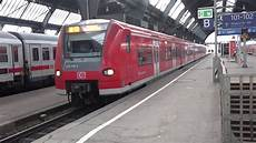 Br 425 Db Regio S Bahn Rheinneckar Z 252 Ge Richtung