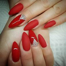 cute red nails designs for trendy women red nail designs