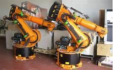 kuka kr150 125 200 used robot with krc1 o krc2 eurobots
