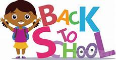 Clipart Back To School