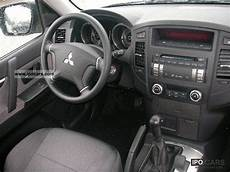 2011 Mitsubishi Pajero 3 2 Di D 16v 3p Invite Dpf Car